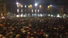 Sardine a Genova: nuova mobilitazione dopo Bologna e Modena