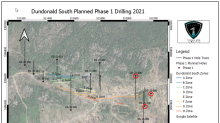 Class 1 Nickel Provides Update on Phase 1 Drill Program at Dundonald South Deposit, Alexo-Dundonald Property Timmins (Ontario)