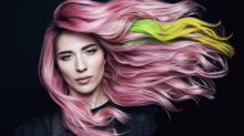 This colour-changing hair dye is like a mood ring for your hair