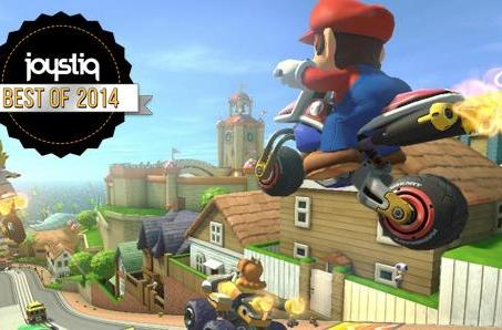Joystiq Top 10 of 2014: Mario Kart 8