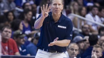 Gonzaga coach calls out Emmert in NCAA probe