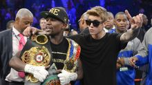 Floyd Mayweather upset with Justin Bieber after being unfollowed on Instagram
