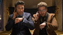 Watch James Franco and Seth Rogen Go Behind Enemy Lines in the Bawdy Red-Band Trailer for 'The Interview'