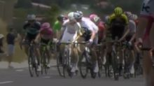 Froome teammate thrown out of Le Tour after attacking rival