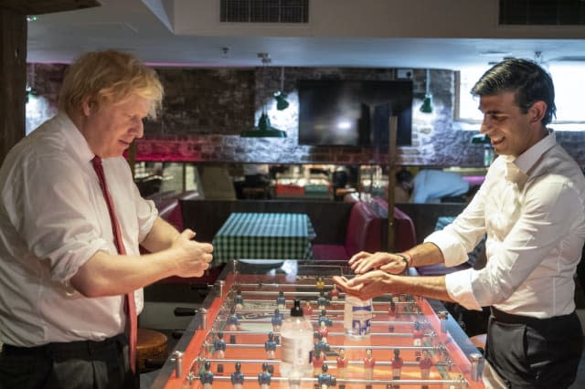 Dosh for nosh: All you need to know about Chancellor's summer mini-Budget