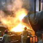 Should Nucor (NYSE:NUE) Be Disappointed With Their 44% Profit?