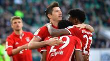Bundesliga: Ancelotti's men clinch title in style