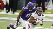 Vikings trade erstwhile Jaguars DE Yannick Ngakoue to Ravens for draft picks