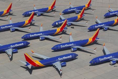 Southwest extends Boeing 737 MAX cancellations through Sept. 2
