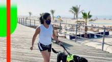 If It Weren't For My Guide Dog, I May Have Given Up On Running