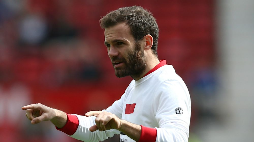 Mata: Every game from now on is a final for Man Utd