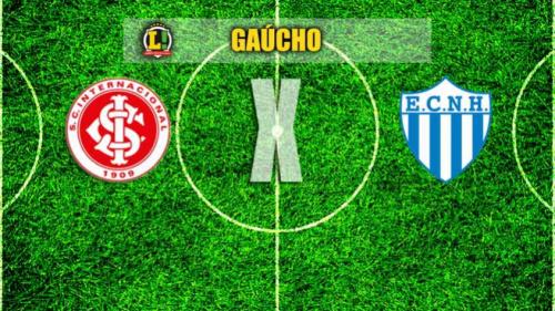 Inter e Novo Hamburgo começam a decisão do Gaúcho neste domingo