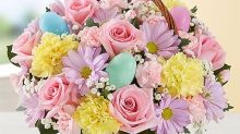 Looking to wish someone a happy Easter? 10 pretty floral arrangements with next day delivery