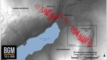 Cow Mountain Drilling Intersects High Grade Gold Mineralization
