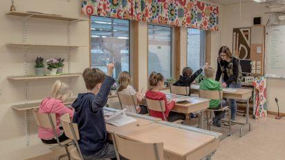 Las cifras sospechosas de algunos colegios de Aragón