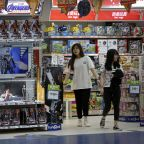The Latest: China's Hikvision taking US concerns 'seriously'