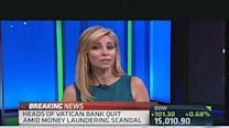 Vatican Bank Leaders Quit