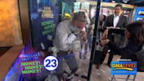 Sam Champion Tackles the 'GMA' Money Machine