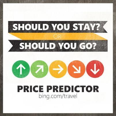 Bing Travel's airfare price predictor is gone, but not forgotten