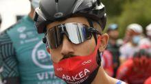 Cyclisme - Arkéa-Samsic - Rien de cassé chez Nacer Bouhanni, tombé dimanche