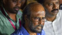 Daring on screen, Rajinikanth plays safe off it