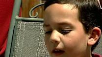 Choking Boy Saved By 10-Year-Old Brother