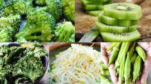 5種綠色食物讓你愈食愈白!皮膚從此變得有光澤