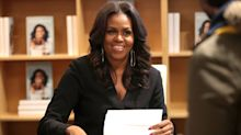 Michelle Obama adds Grammy winner to her list of accomplishments
