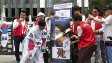Colonial-era Korean laborers want Mitsubishi compensation