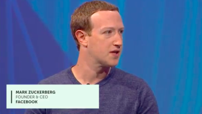 Zuckerberg: Musk is right about self-driving cars