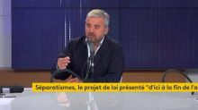 """Loi contre le séparatisme: """"S'il s'agit uniquement de porter le fer contre l'islam, je ne suis pas d'accord"""", déclare Alexis Corbière"""