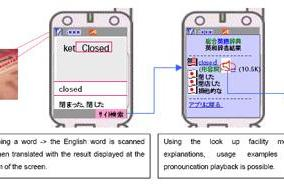 Translation the visual way: MEDIASEEK's Camera Dictionary