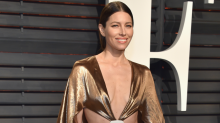 Jessica Biel Shows Off Rockin' Bod at Oscars After-Party With Justin Timberlake