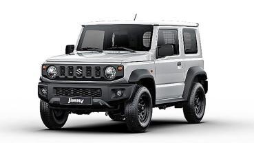 合法的作弊是逃避嚴苛的法規,SUZUKI Jimny推出輕型商業車版本Jimny Van