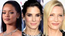 Warner Bros Firms 'Ocean's 8' Lineup: Anne Hathaway, Rihanna, Awkwafina, Helena Bonham Carter, Mindy Kaling Join Sandra Bullock & Cate Blanchett