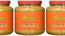 You Can Get a 4.5-Pound Tub of Reese's Peanut Butter Sauce on Amazon