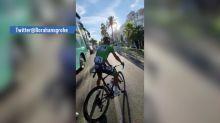 Cyclisme - WTF : Peter Sagan, tout en maîtrise