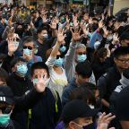 Behind huge Hong Kong march, a dramatic show of public support