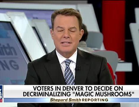 Voters in Denver to decide on decriminalizing 'magic mushrooms'