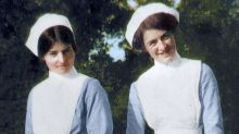Mystery First World War nurse identified after granddaughter spots photos on TV