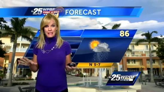 First Alert Forecast: Monday brings mix of sun, clouds, humidity
