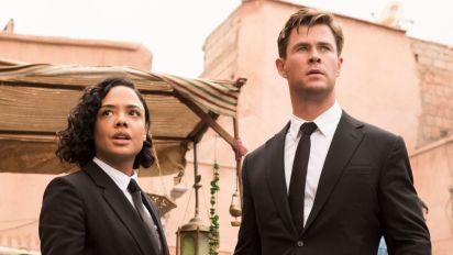 'Men In Black: International' set visit: No romance for Marvel stars' characters