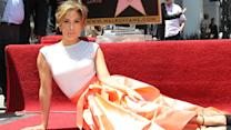 Jennifer Lopez Gets Her Star On The Hollywood Walk Of Fame