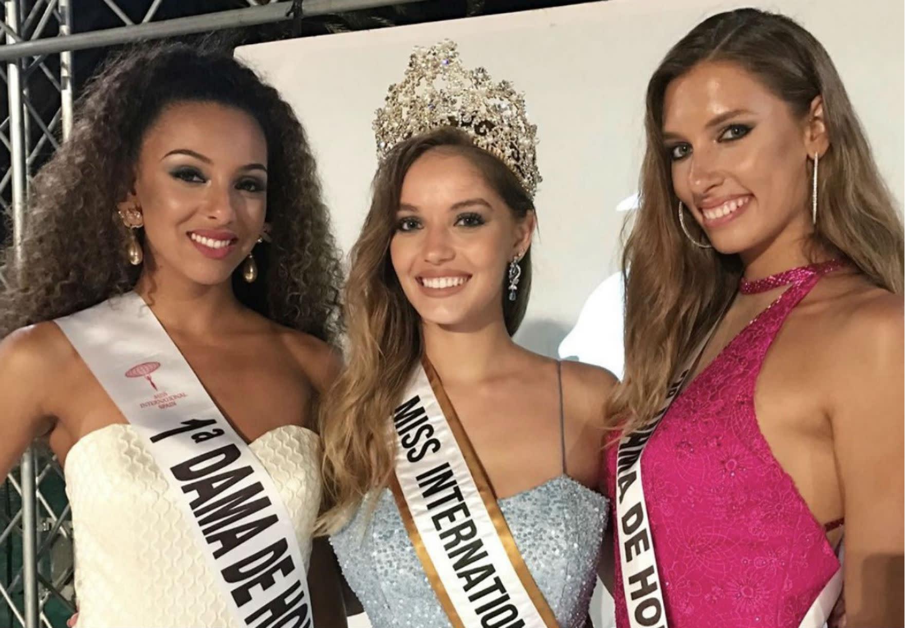 Actriz Pipi Calzaslargas Actriz Porno así es claudia cruz, la nueva miss internacional españa 2019