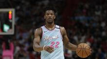 Jimmy Butler had security called on him for dribbling a basketball in his room