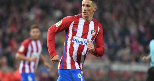 Foot - C1 - Atlético - Ligue des champions : Giménez titulaire avec l'Atlético, pas Torres