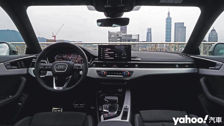捉艷疾走!2021 Audi A5 Sportback 40 TFSI S line小改款試駕 - 11