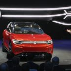 VW spending $2.2B to expand in China's electric car market