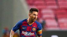 Foot - ESP - Barça - FC Barcelone: Lionel Messi veut faire la paix