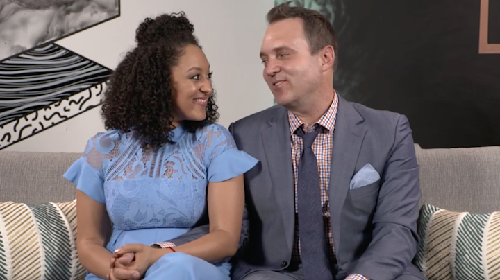 Tamera Mowry and Adam Housley have the cutest love story